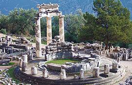 Delphi The Tholos