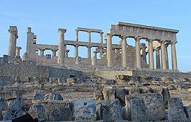Aegina Temple Of Afea Athena